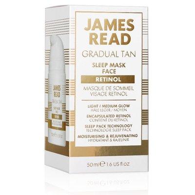 Фото крема James Read Sleep Mask Face With Retinol