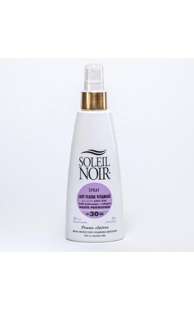 Фото крема Soleil Noir Lait Fluide SPF 30