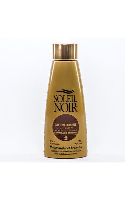 Фото крема Soleil Noir Lait Vitamine SPF 2