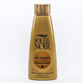Фото крема Soleil Noir Lait Vitamine SPF 4