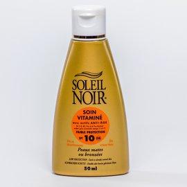 Фото крема Soleil Noir Soin Vitamine SPF 10