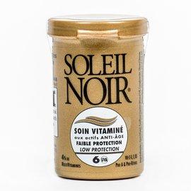 Фото крема Soleil Noir Soin Vitamine SPF 6