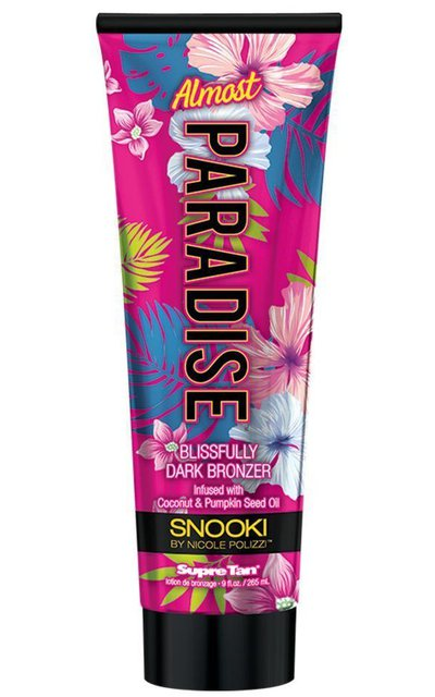 Фото крема Snooki Almost Paradise Blissfully Dark Bronzer