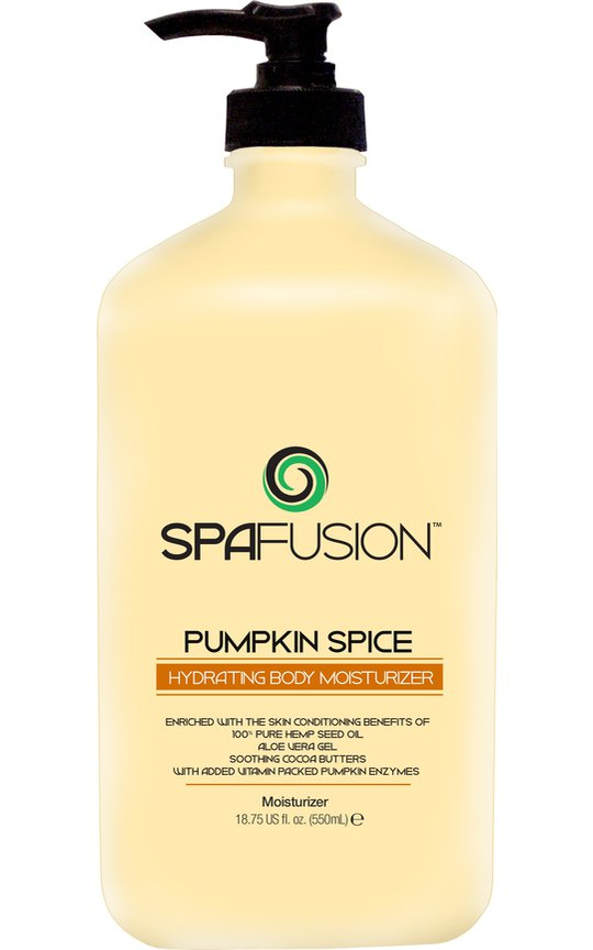 Фото крема Spa Fusion Pumpkin Spice Moisturizer
