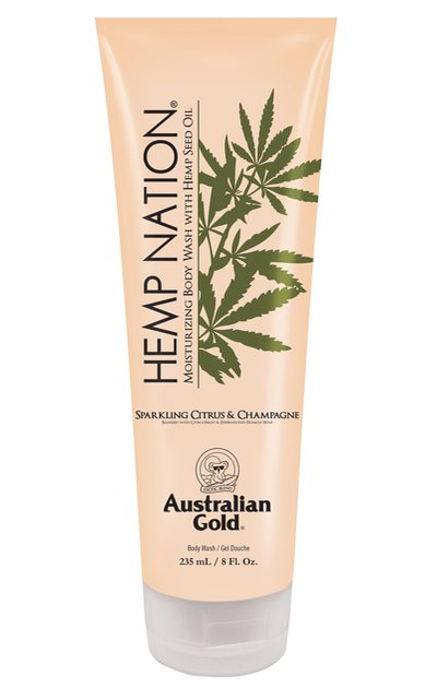 Фото крема Hemp Nation Sparkling Citrus & Champagne Body Wash
