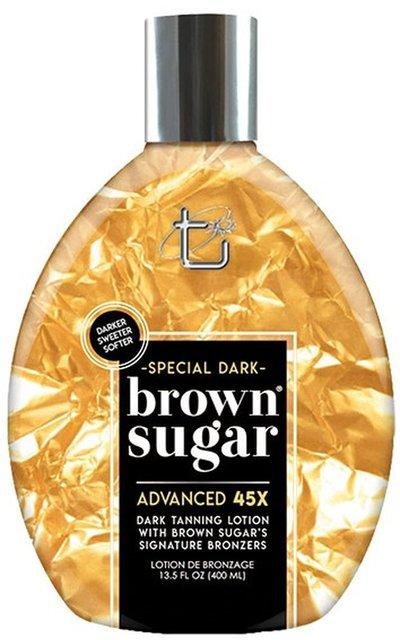 Фото крема Special Dark Brown Sugar Advanced 45 Bronzer