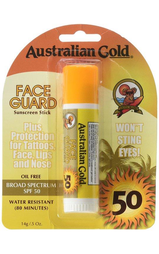 Фото крема SPF 50 Face Guard