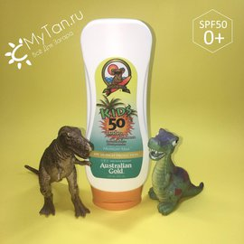 Фото крема SPF 50 Kids Lotion