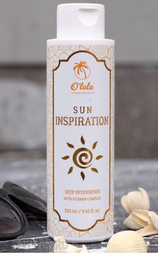 Фото крема O'lala Sun Inspiration