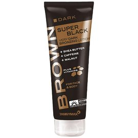 Фото крема  Super Black Very Dark Bronzing Lotion