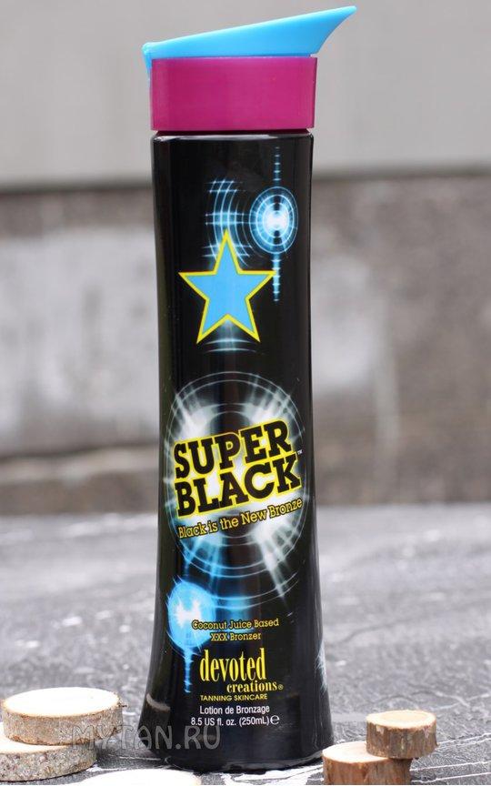 Фото крема SUPER BLACK