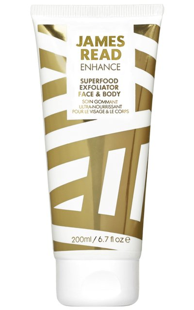 Фото крема James Read Superfood Exfoliator Face & Body