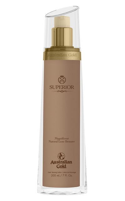 Фото крема Superior Natural Bronzer