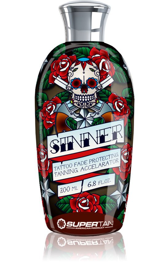 Фото крема SuperTan Sinner Tattoo Fade