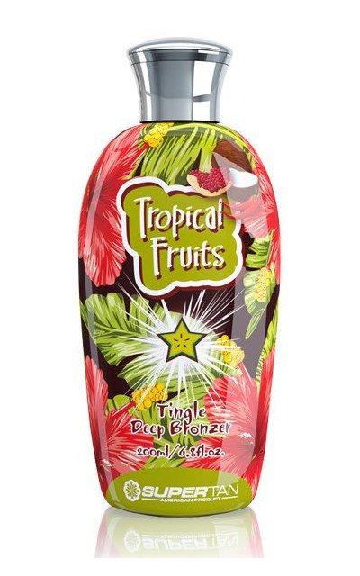 Фото крема SuperTan Tropical Fruits