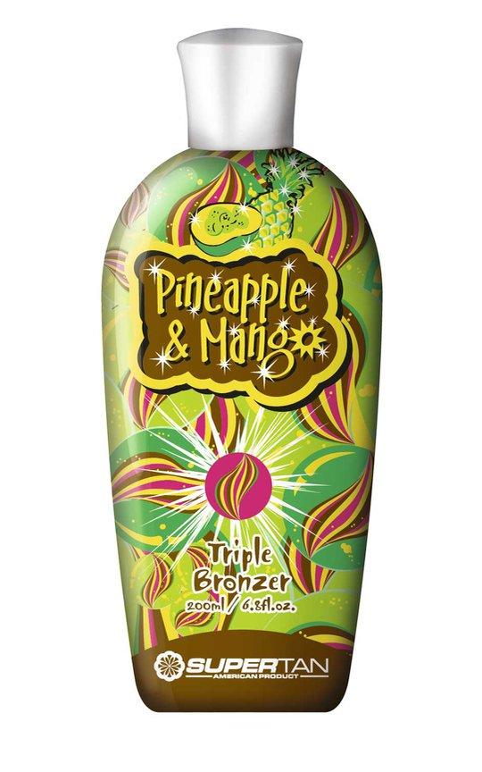 Фото крема SuperTan Pineapple & Mango