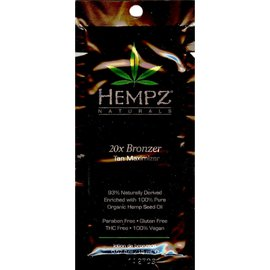 Фото крема Hempz Naturals 20x Bronzer