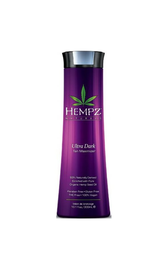 Фото крема Hempz Naturals Ultra Dark Tan Maximizer