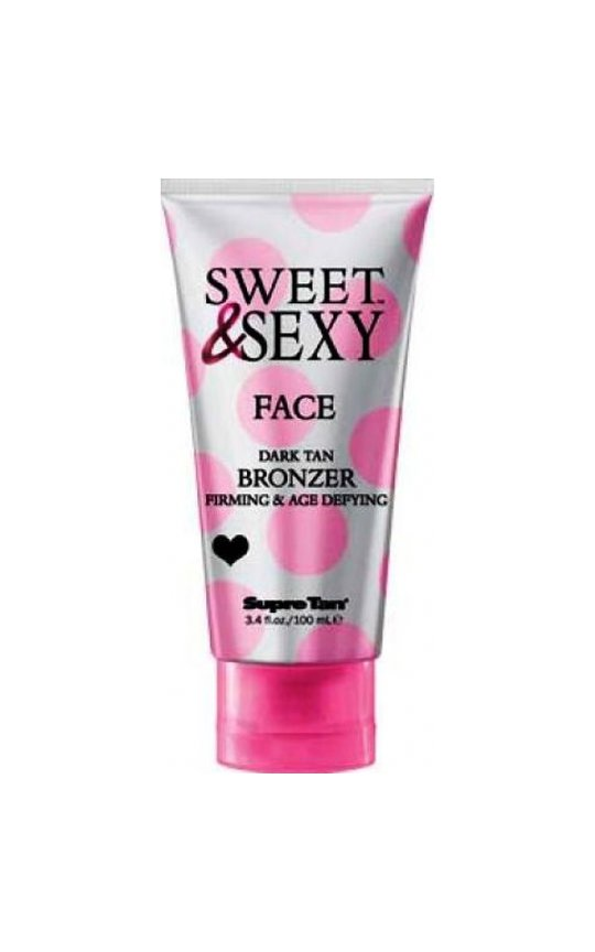 Фото крема Sweet & Sexy Face, Dark Tan Bronzer