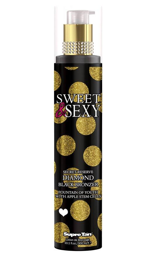 Фото крема Sweet & Sexy Diamond Black bronzer