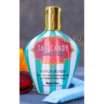 Фото крема Tan Candy BB Facial Bronzer