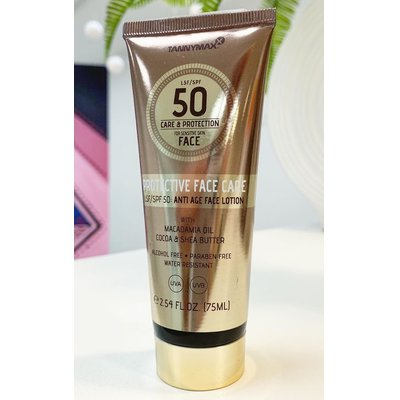 Фото крема TannyMaxx Protective Face Care SPF 50