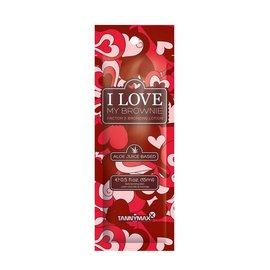 Фото крема TannyMaxx I Love My Brownie Factor 3