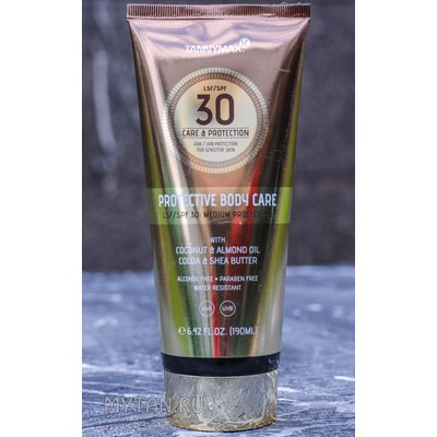 Фото крема TannyMaxx Sunscreen Lotion Medium SPF 30