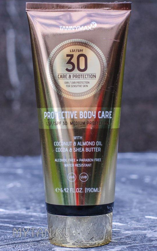 Фото крема TannyMaxx Sunscreen Lotion Medium SPF 30