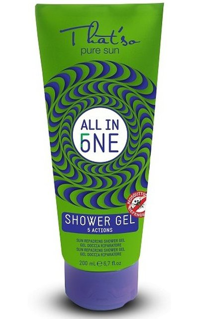 Фото крема That'so All In One Shower Gel