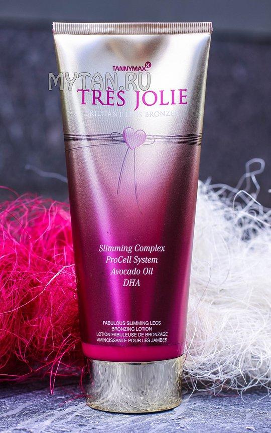 Фото крема Tres Jolie Brilliant Legs Bronzer