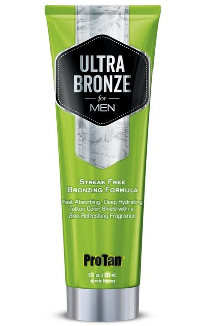 Фото крема Pro Tan Ultra Bronze For Men