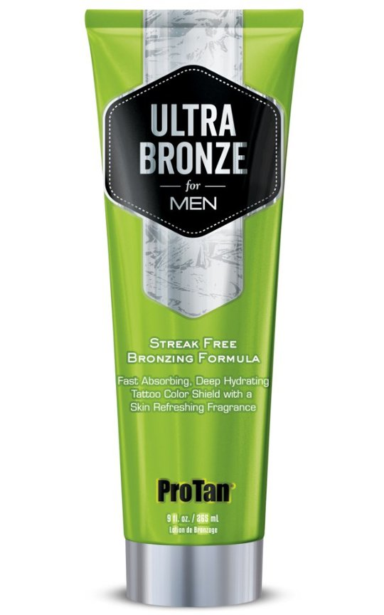 Фото крема Pro Tan Ultra Bronze For Men