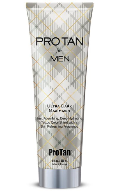 Фото крема Pro Tan Ultra Dark Maximizer For Men