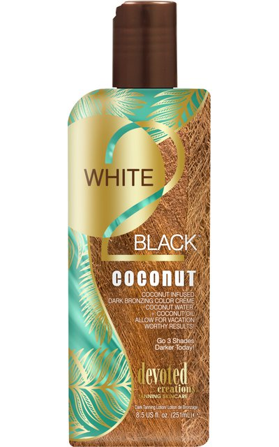 Фото крема White 2 Black Coconut