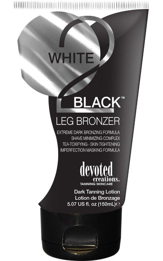 Фото крема White 2 Black Leg Bronzer