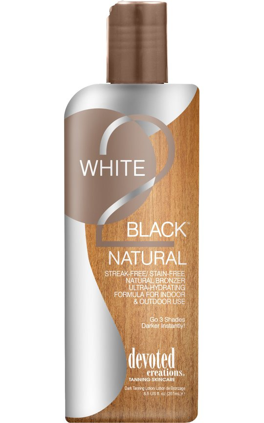 Фото крема White 2 Black Natural