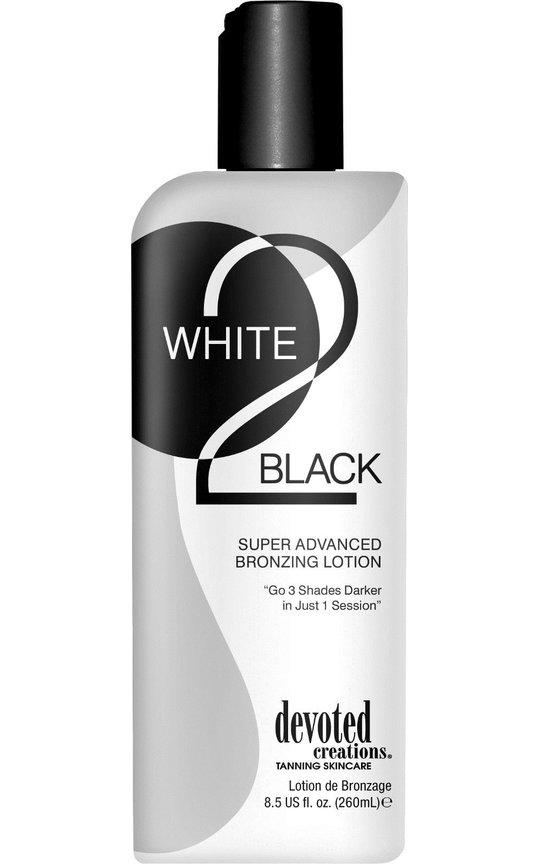 Фото крема WHITE 2 BLACK