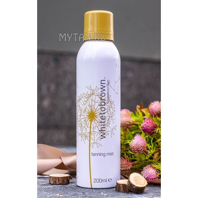 Фото крема White to Brown Self Tanning Mist Medium