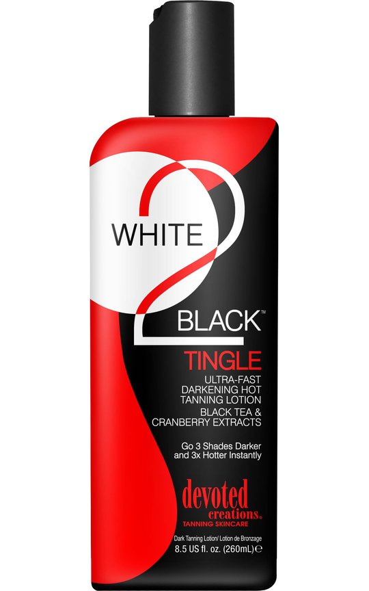 Фото крема WHITE 2 BLACK Tingle
